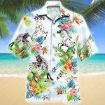 Appaloosa Horse Tropical Flower Hawaii Shirt