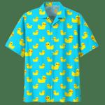 DUCK HAWAIIAN SHIRT 514481
