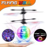 Transparent Flying Ball
