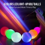 Led Light-Up Golf Balls