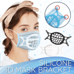 🎉Silicone 3d Face Cover Bracket🎉