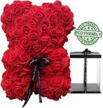 Rose Bear Valentine Gift For Her