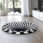 ✅  Vortex Illusion Rug