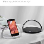 ❤️ Smart Led Night Light & Qi Wireless Charger