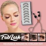 Reusable Magnetic Eyelash Kit