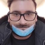 Bandit Prank Face Cover