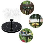 ✨ Solar Power Fountain