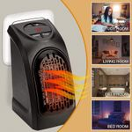 Mini Electric Heater - U