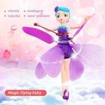 AU-Magic Flying Fairy Princess Doll