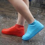 UK - Waterproof Silicone Shoe Covers