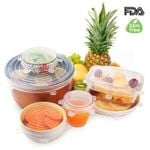 UK Seal Silicone Lids