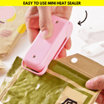 UK-Mini Electric Heat Sealing Machine