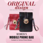 UK Women's Mobile Phone Bag