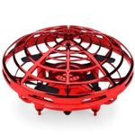 Hand-Controlled Flying UFO Mini Drone