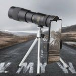 🔥 4K 10-300X40mm Super Telephoto Zoom Monocular Telescope 🔥