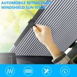 ✅Car Retractable Windshield Cover