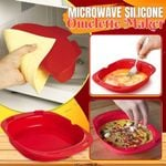 ✅ Microwave Silicone Omelet Maker