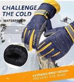 Unisex Winter Tech Windproof Waterproof Gloves