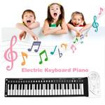 🔥 Amazing Hand Roll Portable Piano
