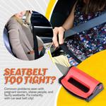 Car Seat Belt Clip (2 PCS/SET) - N