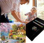 Jigsaw Puzzle Storage Mat (Up To 1500 Pieces)