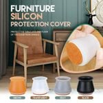 New Style Furniture Silicone Protection Cover (4pcs)