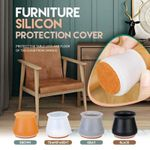 ✅New Style Furniture Silicone Protection Cover (4pcs)