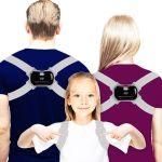 Smart Vibration Posture Corrector