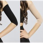Pair Women Weight Loss Thin Arm Shaper Slimming Sleevelet