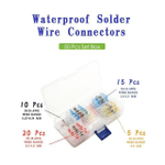 🔥⚒️ Waterproof Solder Wire Connectors 🔥⚒️