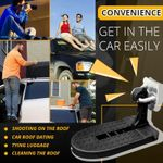 Multifunction Foldable Car Roof Rack Step 🔥 BUY 2 FREE SHIPPING 🔥