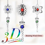 3D Rotating Wind Chime 🔥 HOT DEAL - 50% OFF 🔥