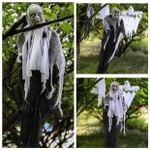 Layout Skull Head Hanging Ghost Ornaments 🎃 Early Halloween Promotion 🎃