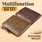 Multifunction RFID Blocking Wallet 🔥 Buy 2 Get FREE SHIPPING 🔥