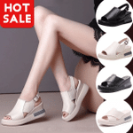 Women's Summer Comfortable Leather Sandals 🔥 HOT DEAL - 50% OFF 🔥