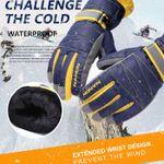 Unisex Winter Tech Windproof Waterproof Gloves 🔥AUTUMN SALE 50% OFF🔥