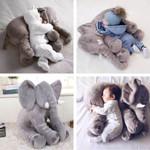Comfy Elephant Pillow