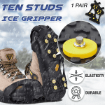 UK - Ice Gripper Spike Anti Skid