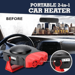 ⭐️ Defrost And Defog Car Heater