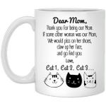 Bonus Dad You Have Made My Life Better Personalized Mug, Father's Day gift, Step Dad Gift