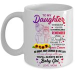 To Daughter From Mom- You Will Always Be My Baby Girl