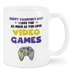 Much As You Love Video Games Mug