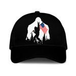 🔥 Bigfoot Camping Hat