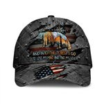 🔥 Find My Soul American Flag Hat