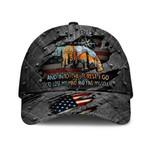 ⭐️ Find My Soul American Flag Hat