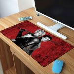 A Knight's Tale Poster Mousepad