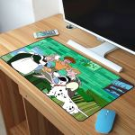 101 Dalmatians Pongo In House Of Roger Mousepad