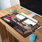 50 First Dates Adam Sandler And Drew Barrymore Meal Screen Mousepad