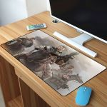 12 Strong Mitch Nelson, Hal Spencer ,Sam Diller And Ben Milo Mousepad