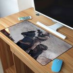 12 Strong Mitch Nelson Mousepad